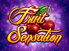 Игровые автоматы Fruit Sensation бесплатно