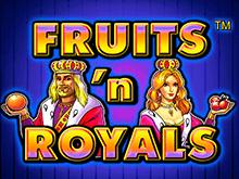 Игровые автоматы Fruits And Royals онлайн