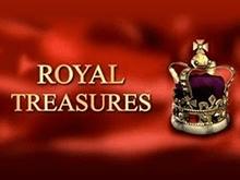 Игровой автомат Royal Treasures в казино Победа