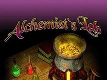 Лаборатория Алхимика — виртуальный автомат от Playtech