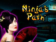 Ninja's Path — автомат с японскими мотивами от Новоматик