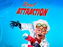 Reel Attraction — автомат с магнитными катушками от Новоматика