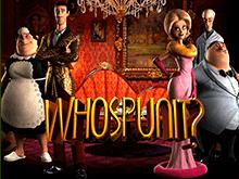 Играйте онлайн в автомат WhoSpunIt от компании Бетсофт
