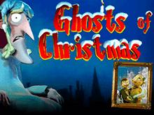 Рождественские Призраки — онлайн-автомат от Плейтек
