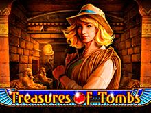 Классический игровой автомат Сокровища Гробниц