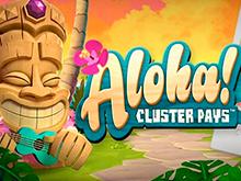 Игровой автомат Алоха Групповые Выплаты онлайн на реальные деньги