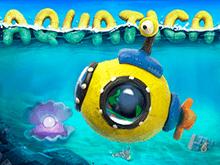 Онлайн игровой автомат Акватика на деньги и бесплатно