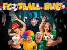 Football Fans - играть на деньги с выводом в автомат онлайн