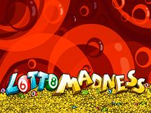 Популярный игровой автомат и лотерея: Lotto Madness