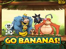 Вперед Бананы – виртуальный игровой автомат